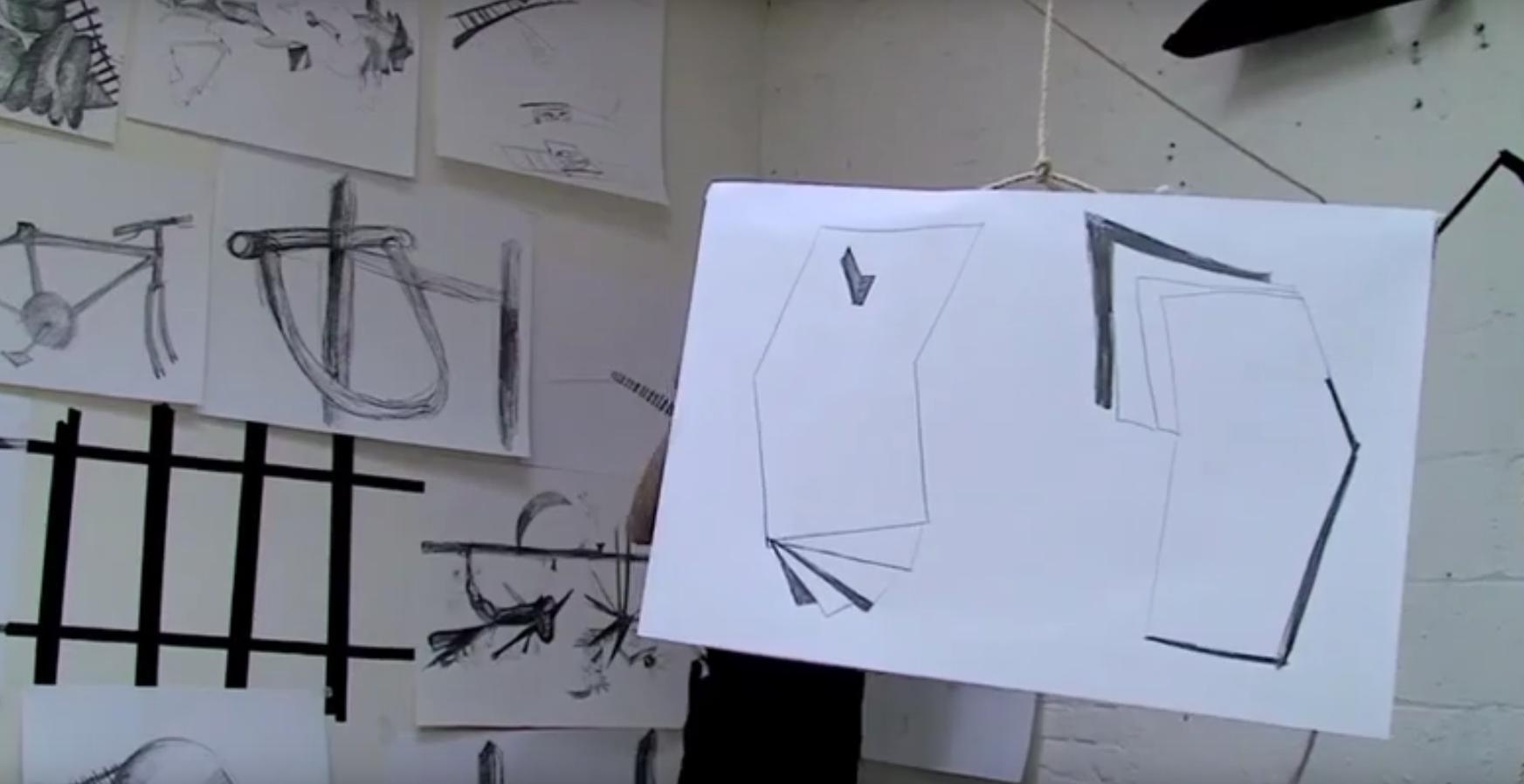 Dumbo drawing