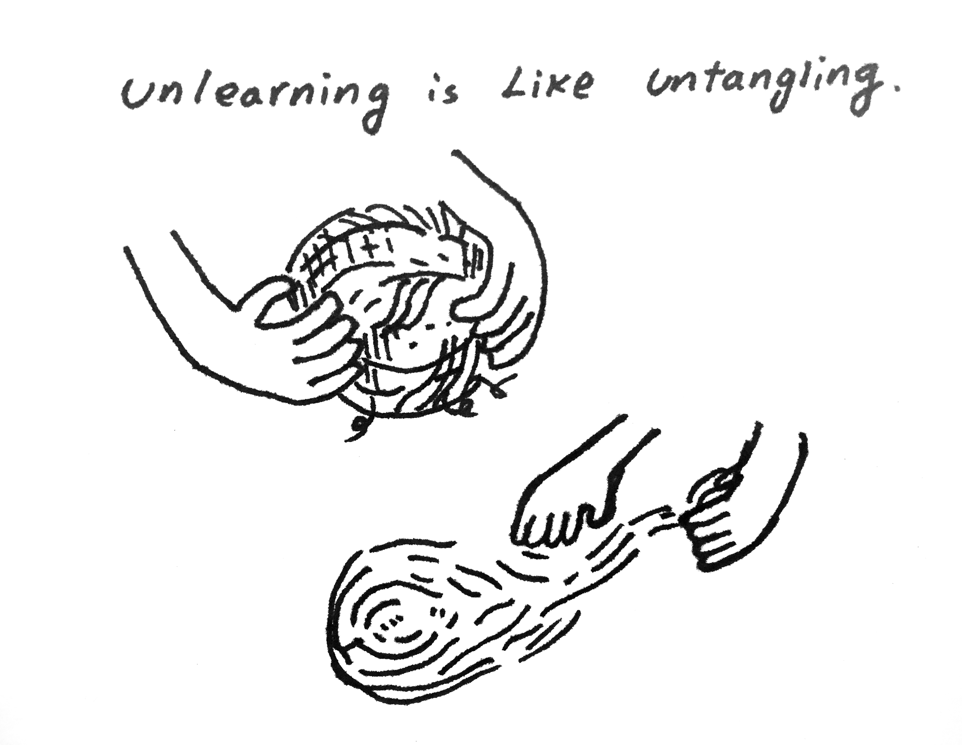 Unlearning Day- 1