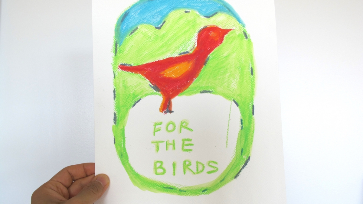 For the birds #1